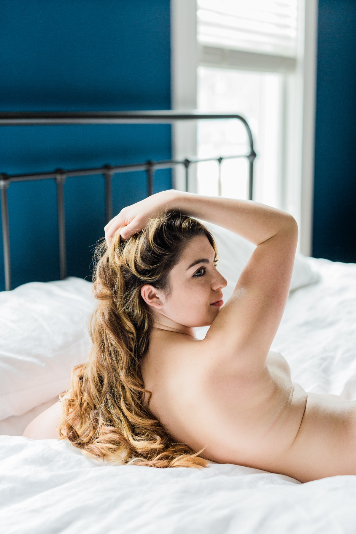 Body Positive Boudoir Photographer